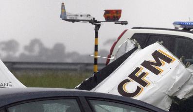 Katastrofa samolotów w Hiszpanii. Pocy jadą badać sprawę