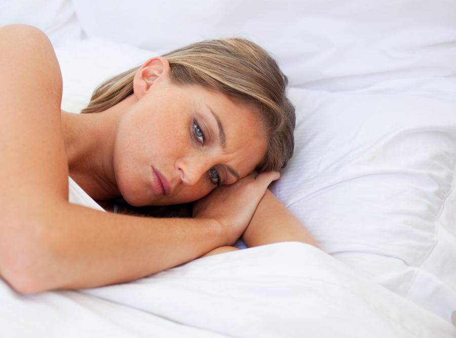 sen zmęczenie problem depresja