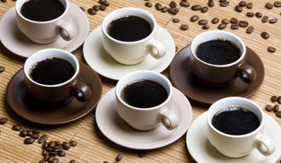 Picie dużej ilości kawy może wywoływać halucynacje