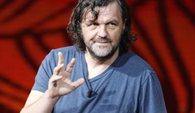 Emir Kusturica przyjezie na Targowa Street Film & Music Festival