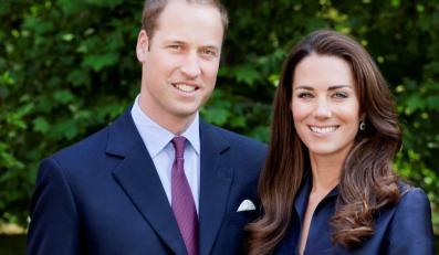 Książę William i księżna Catherine