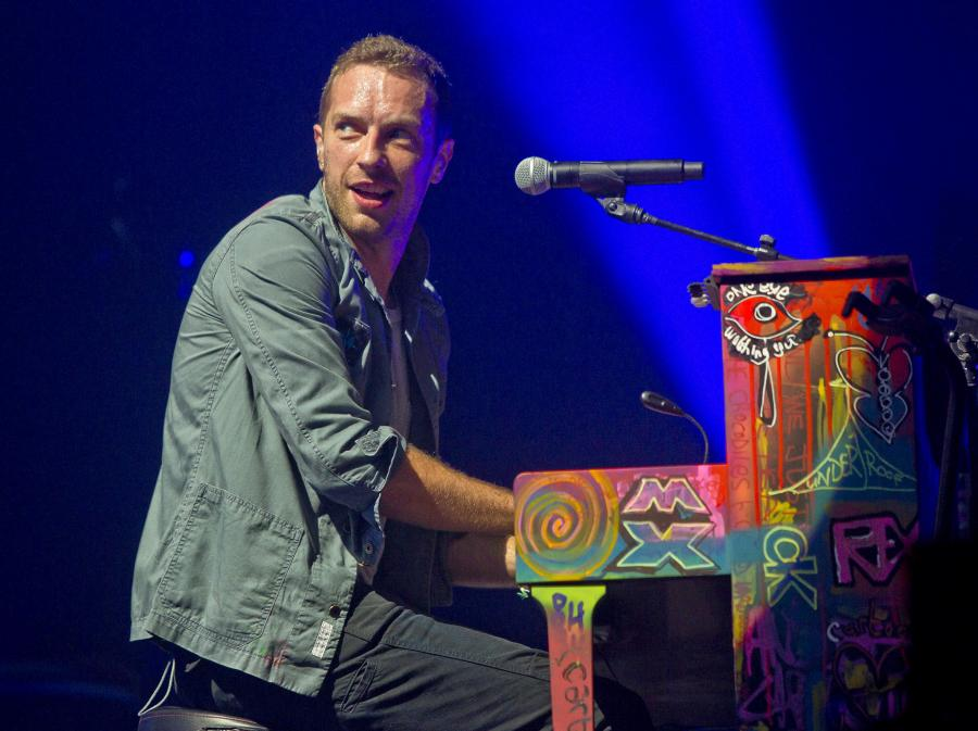 Nowy album Coldplay\'a ma trafić do sprzedaży 24 października