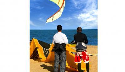 Kitesurfing znany jest na wszystkich szerokościach geograficznych. W Polsce doskonałe warunki znajdziecie na Zatoce Puckiej.