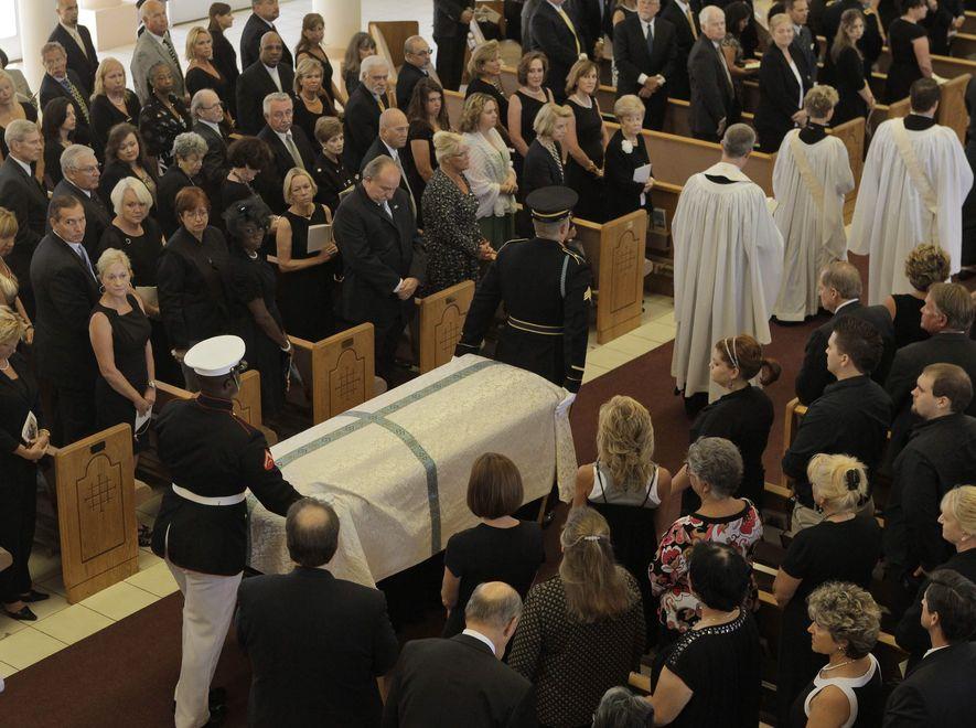 W USA pochowano byłą Pierwszą Damę, Betty Ford