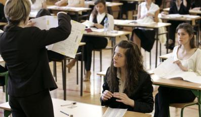 Ponad 750 maturzystów przyłapanych na ściąganiu