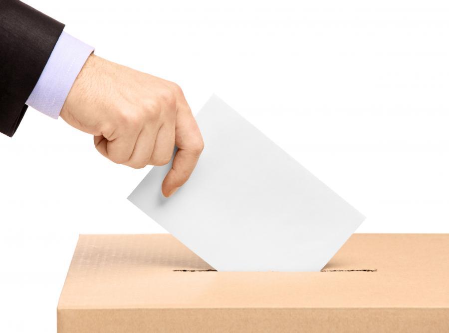 Głosowanie - zdjęcie ilustracyjne