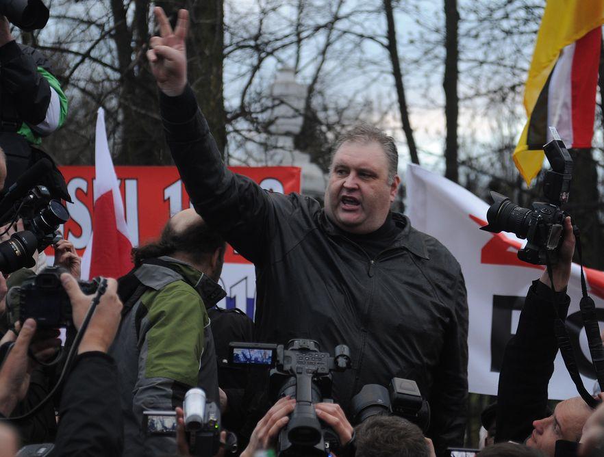 Byłemu szefowi ABW grozi dyscyplinarka za agitację wyborczą