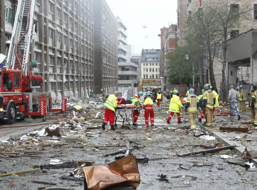 Za atakiem w Oslo stoją islamscy dżihadyści?