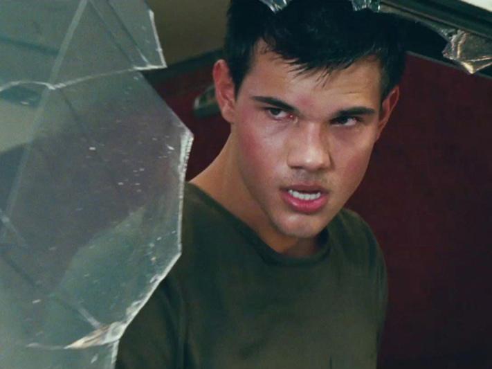 Porwany za młodu Taylor Lautner