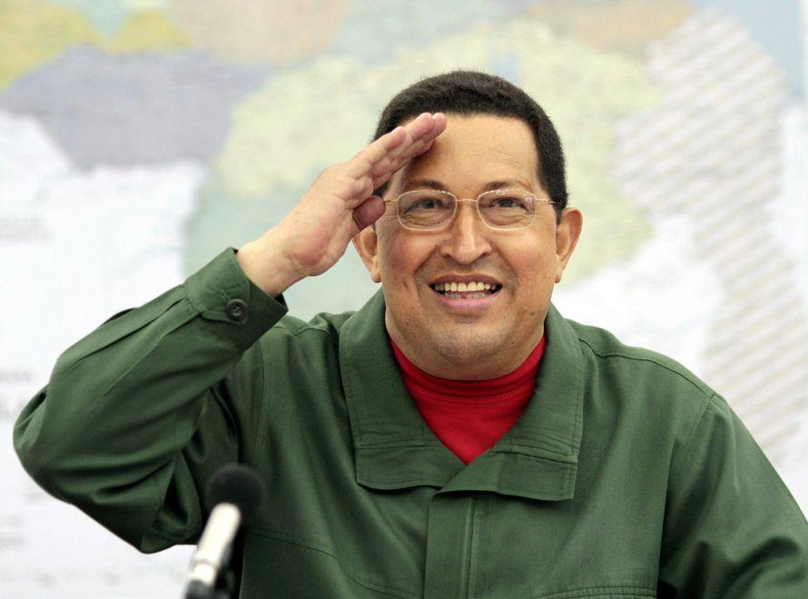 Hugo Chavez obchodzi 57. urodziny. Zapowiada walkę z nowotworem