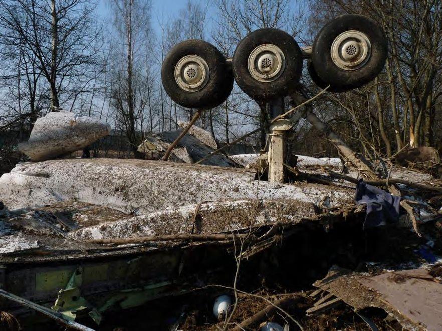 Kanadyjski film o katastrofie smoleńskiej: PiS domaga się reakcji MSZ