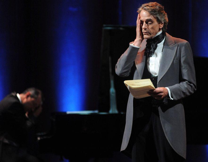 Jeremy Irons: Rola Chopina to wyjątkowe doświadczenie w moim życiu