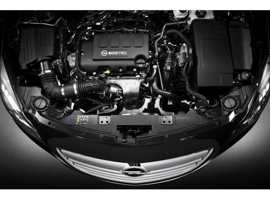 Opel insignia z nowymi silnikami turbo. Już w Polsce