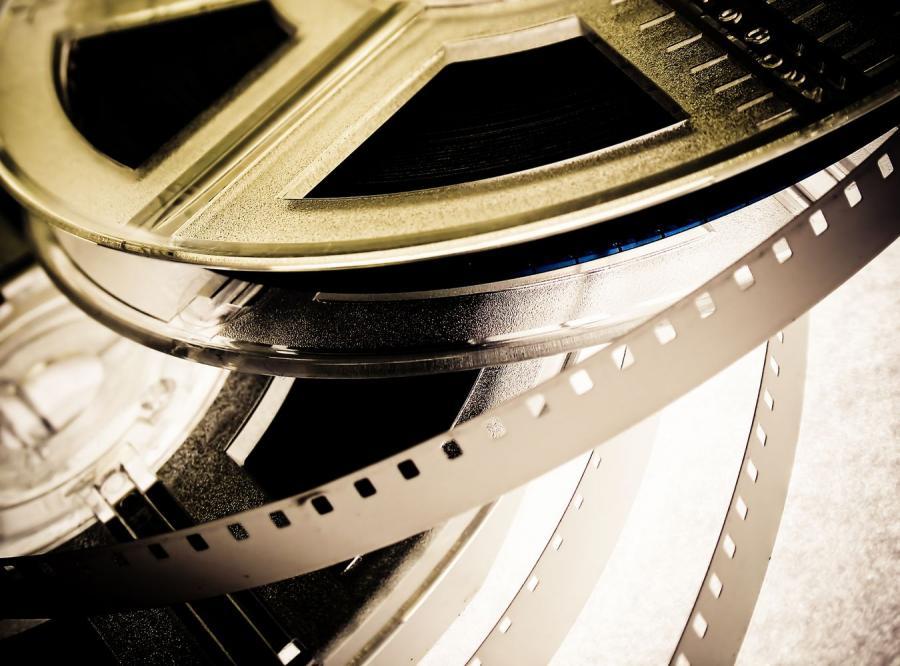 Taśma filmowa - zdjęcie ilustracyjne