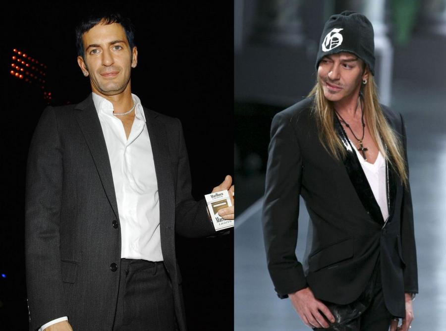Marc Jacobs zastąpi Johna Galliano