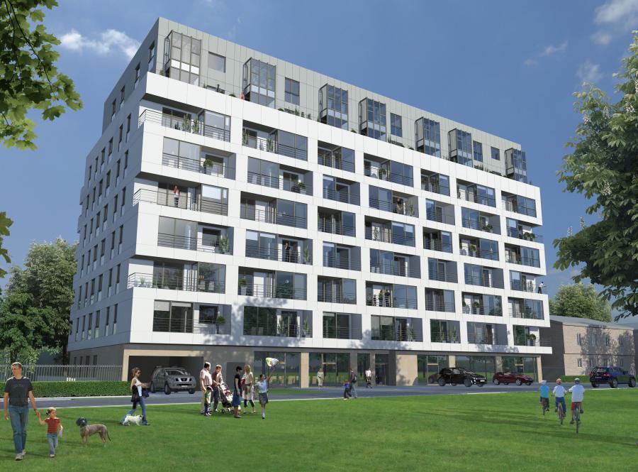 Zakończenie budowy zaplanowano na I kwartał 2013 r.