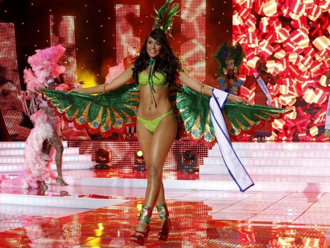 Egzotyczne piękności w akcji! Oto finał Miss Supranational 2011