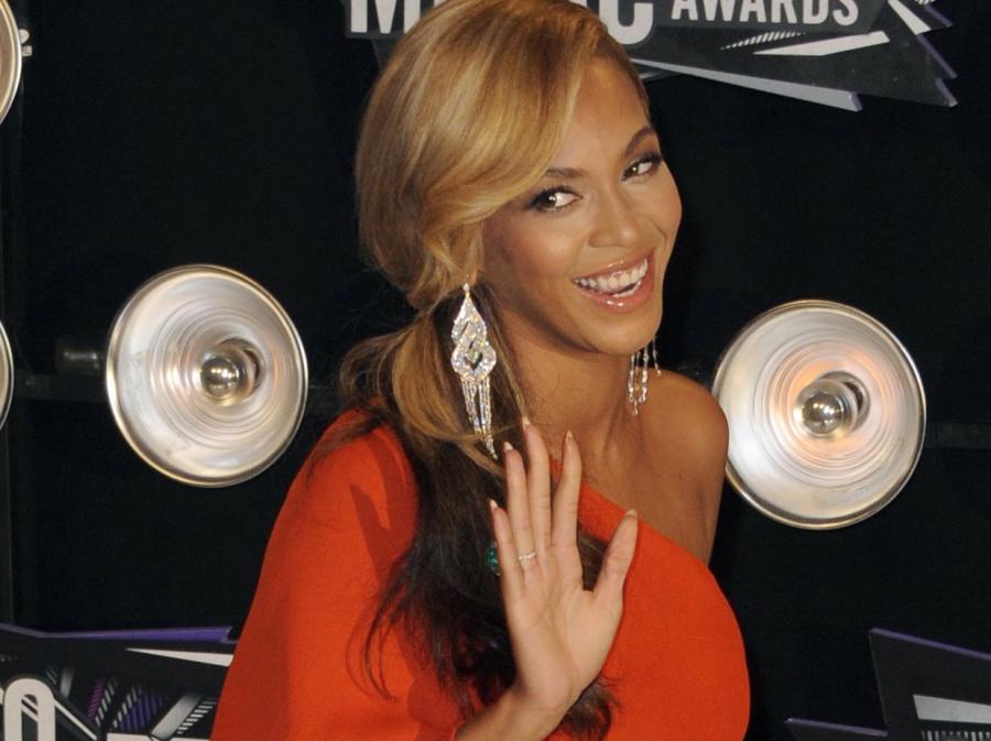 Polacy lubią ciężarną Beyoncé