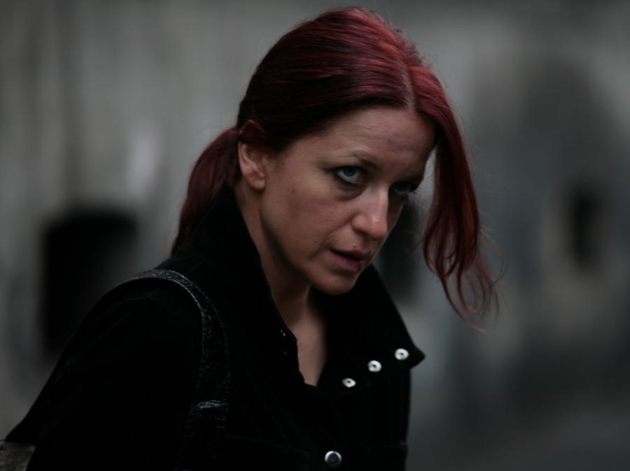 Barbara Lubos-Święs w filmie \