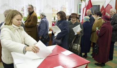 Został tydzień na dopisanie się do spisu wyborców