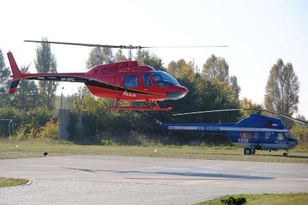 Policja ma nowy helikopter