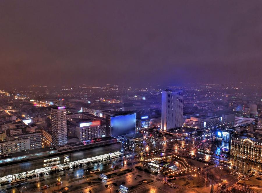 Warszawie przybędzie kolejny wieżowiec
