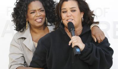 Rosie O'Donnell i Oprah Winfrey