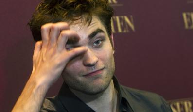 Robert Pattinson już wybrał