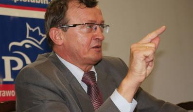 Hofman: Cymański robi błąd, krytykując PiS w mediach