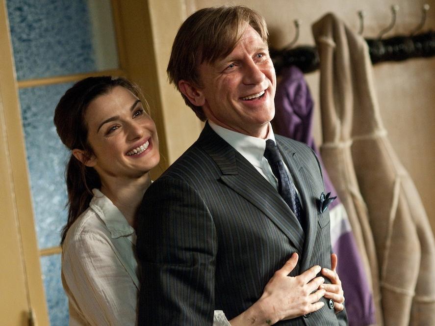 Rachel Weisz i Daniel Craig