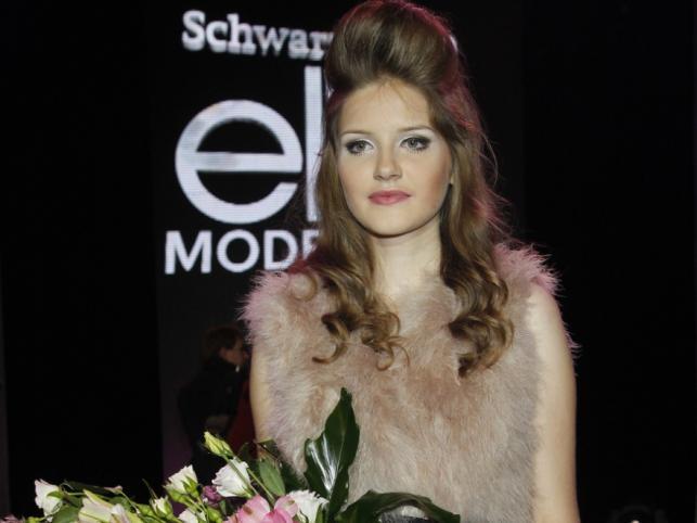 Zwyciężczyni konkursu Elite Model Look 2011 - Michalina Czynszak.