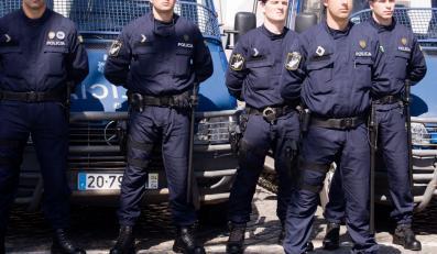 Portugalska policja (zdjęcie ilustracyjne)