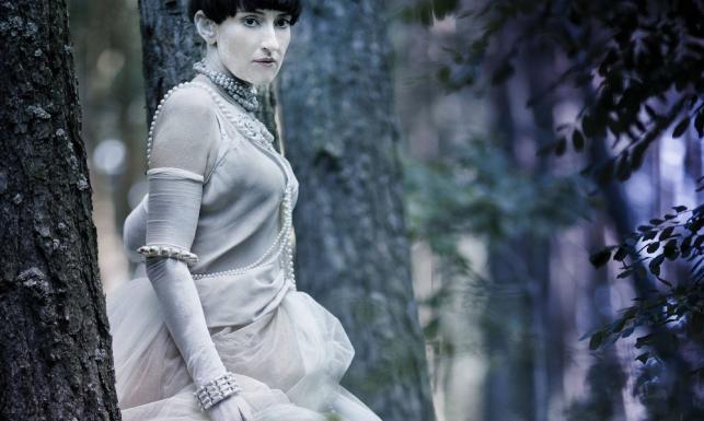 Kasia Groniec księżniczką z innej bajki
