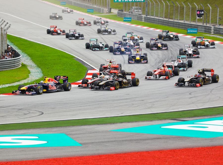 Wyścig Formuły 1