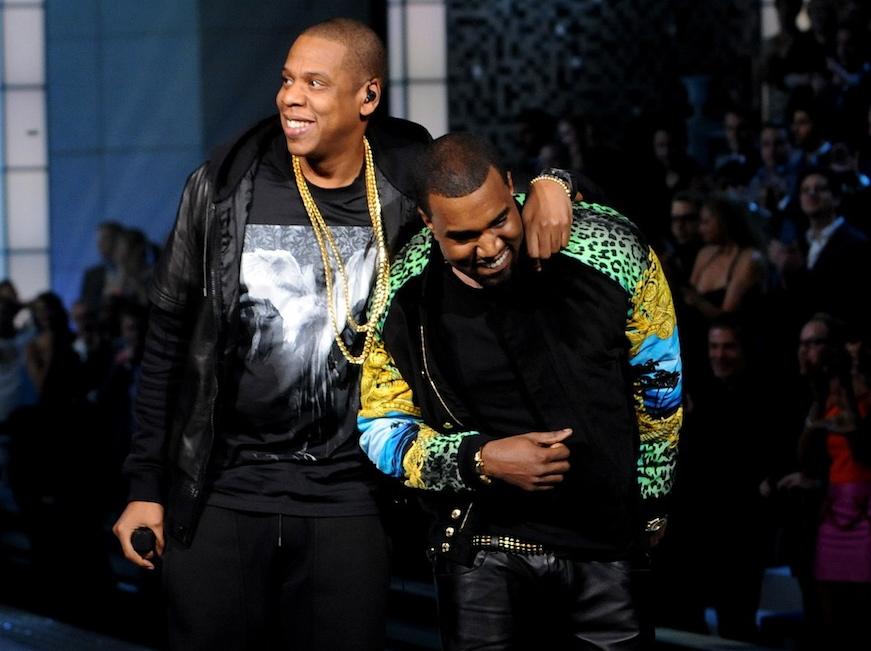 Superduo: Jay-Z i Kanye West