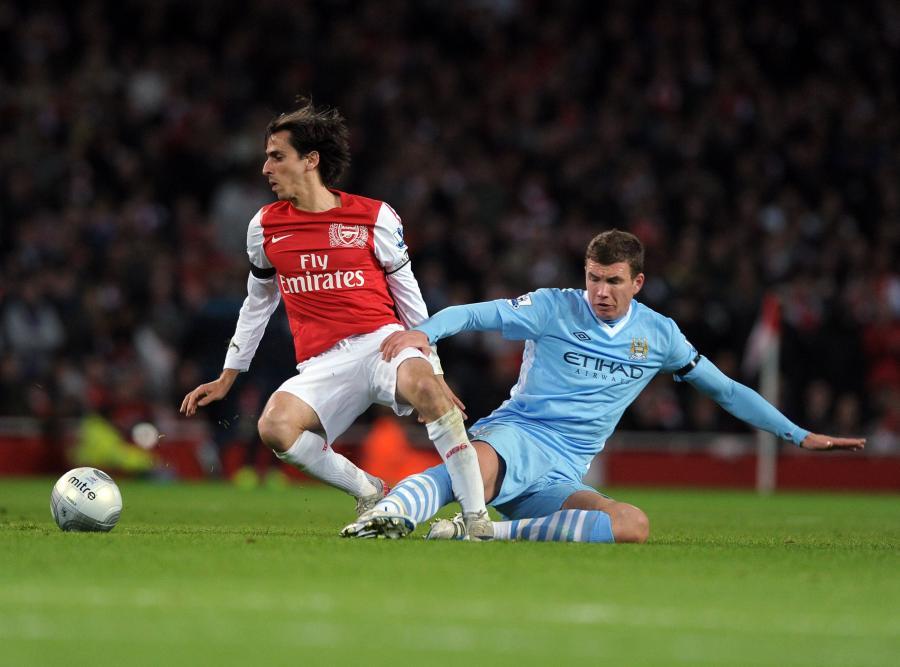 Arsenal kontra Manchester City