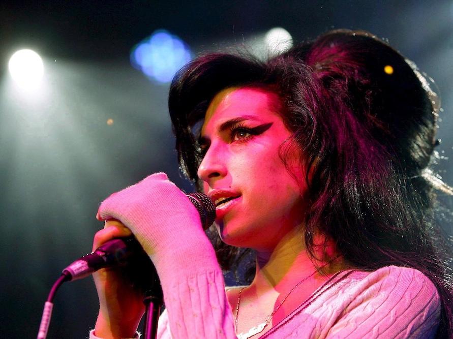 To będą pierwsze święta bez Amy Winehouse