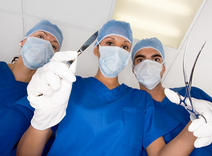 Zabieg chirurgiczny