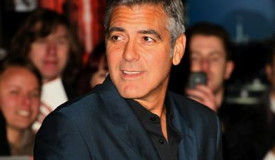 George Clooney: Zdecydowałam się zrobić, coś co będzie fajne