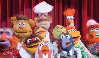 """""""Muppety"""" wróciły równieżna DVD"""