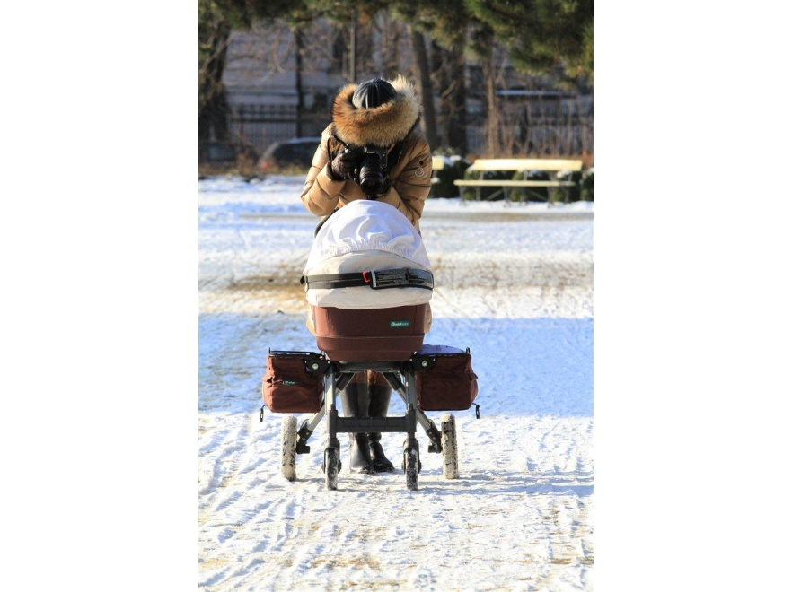 Wózek córeczki Anny Muchy jest warty fortunę!