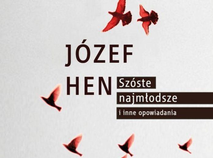Okładka książki Józefa Hena \