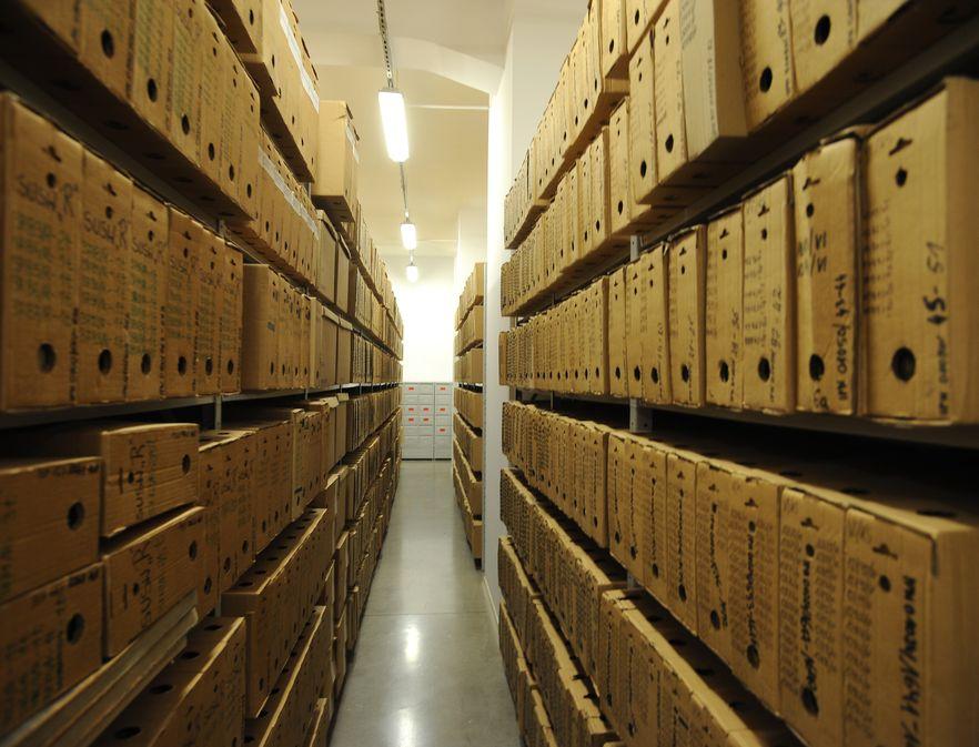 Akta i archiwa IPN
