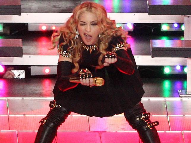 """Na początek był słynny """"Vogue"""" i Madonna w antycznej, egipskiej stylizacji"""