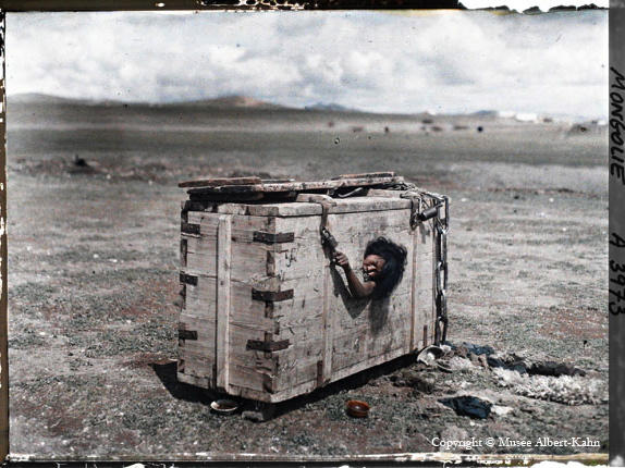 Mongolia –Archiwum Planety