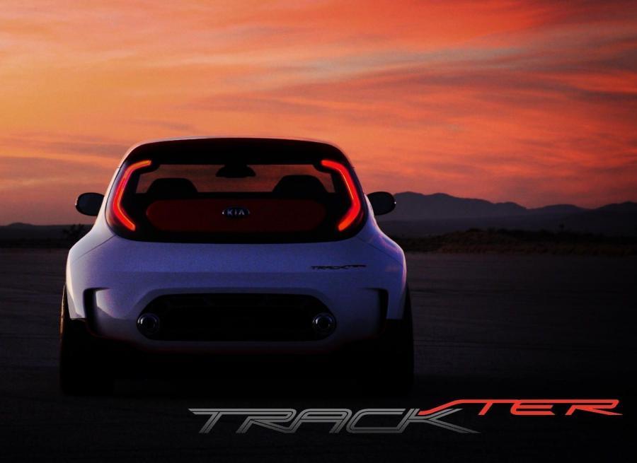 Kia track\'ster