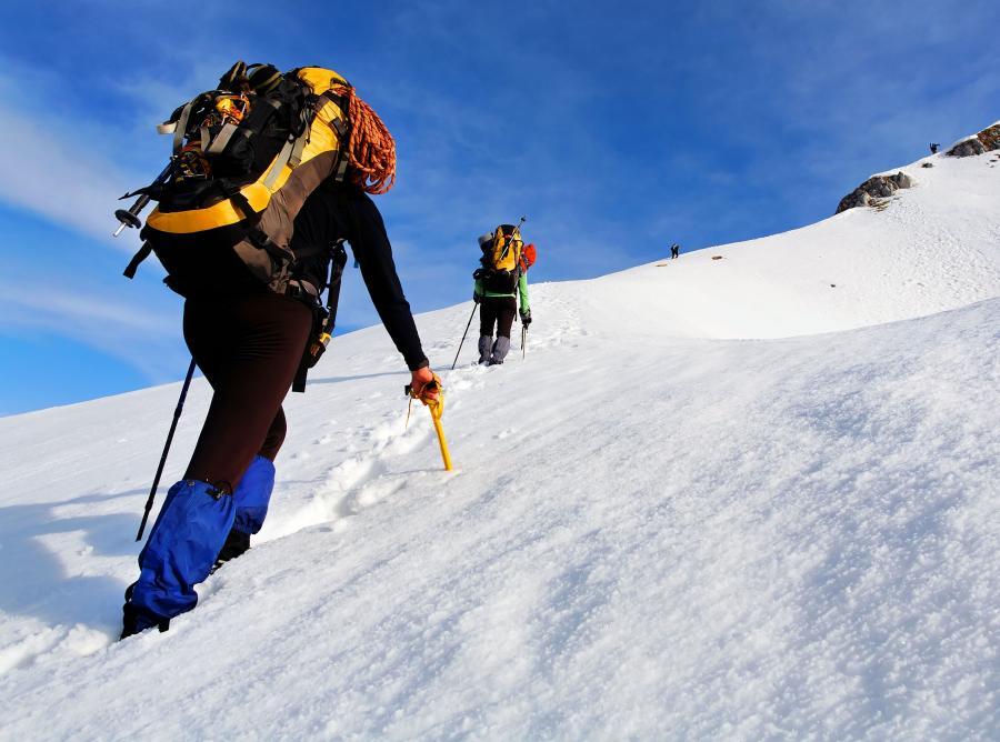 Do wyprawy w góry trzeba siędobrze przygotować