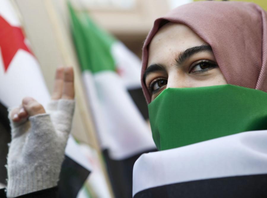 Powstańcy odparli atak sił rządowych na Rastan