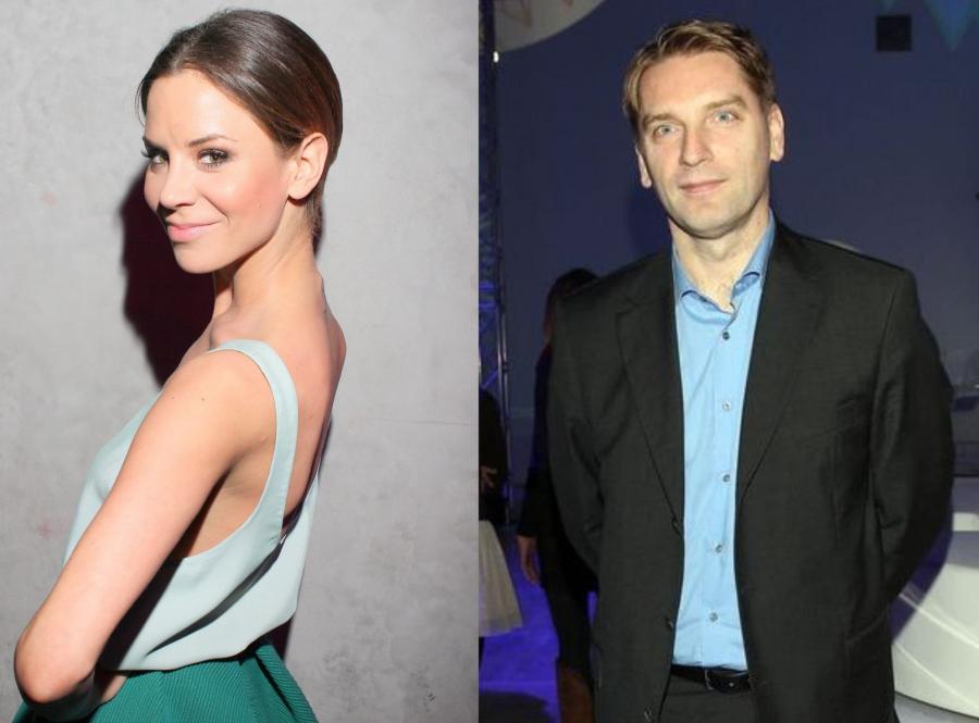 Natalia Lesz i Tomasz Lis