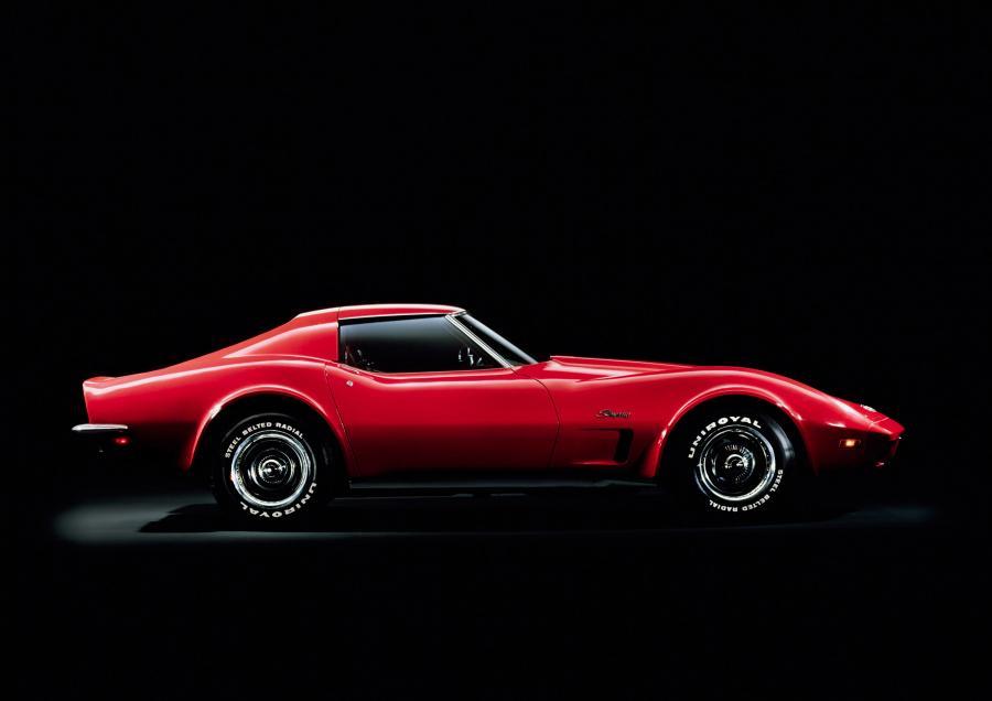 Czerwony Chevrolet Corvette Stingray występuje u boku nagrodzonego Oscarem Jeffa Bridgesa w filmie \